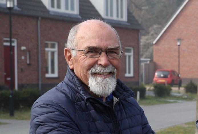 Gerard Noordman van Stichting Cultureel Erfgoed Sterksel.