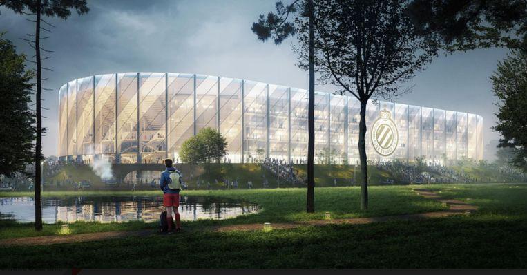 null Beeld Club Brugge