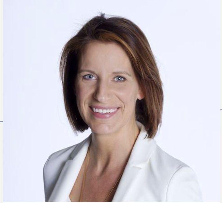 CD&V-parlementslid Vera Jans. Beeld Vlaams Parlement