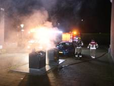 Wéér containerbrand in Vlaardingen, teller blijft oplopen