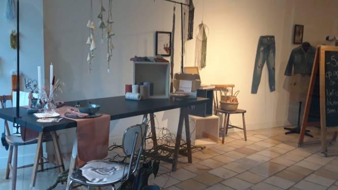 23 startende ondernemers zetten pop-up winkel op poten in Hasselt