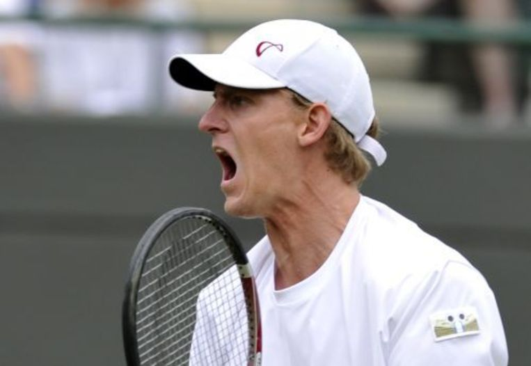 Kevin Anderson. ANP Beeld