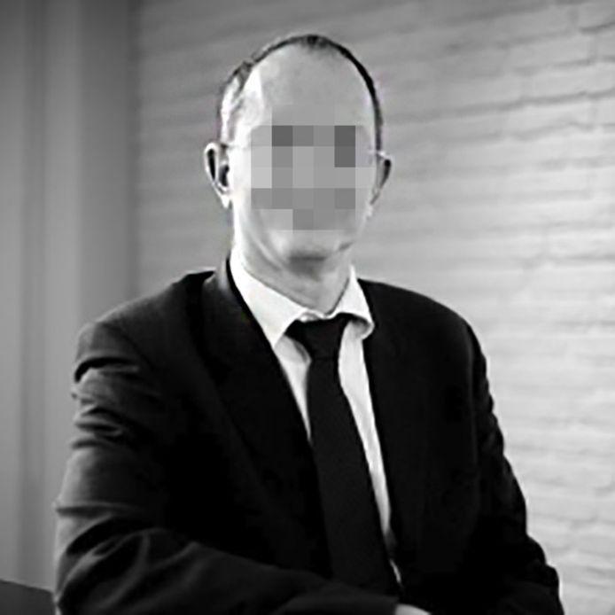 Notaris Maarten Prinsze.