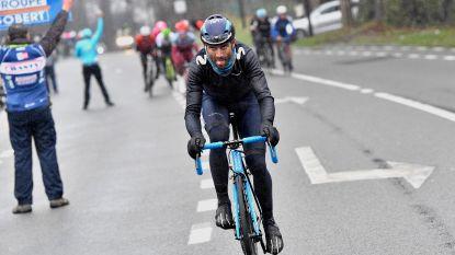 """Valverde imponeert bij doortocht: """"Als hij een Vlaming was, dan had hij de Ronde van Vlaanderen al vier keer gewonnen"""""""