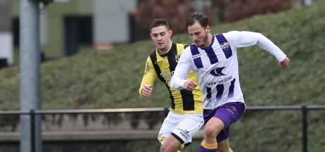 Centrale verdediger Joeri Potjes verruilt Jong Vitesse voor GVVV