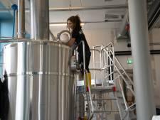Eerste bieren gisten in de vaten van Arnhemse stadsbrouwerij