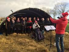 Osse boeren dompelen bezoekers onder in kerstsferen