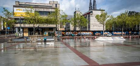 Torens op Stadhuisplein krijgen deze maximumhoogte, uitzonderingen daargelaten