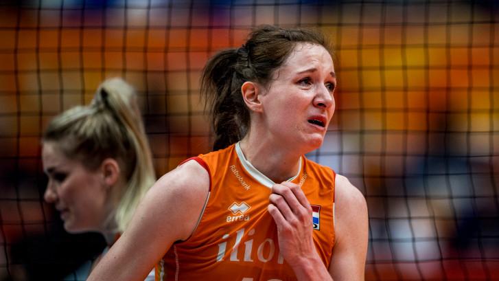 Nederland verliest duel om brons op WK volleybal