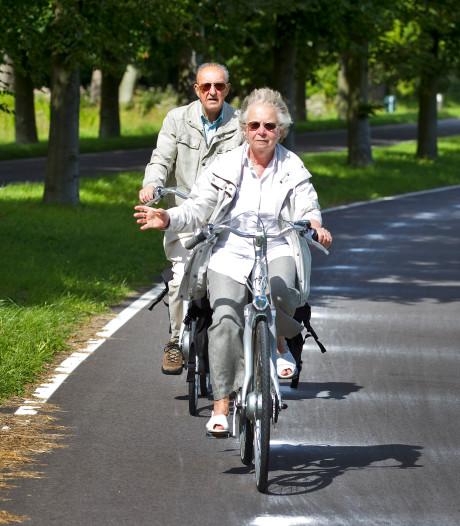 Fietsersbond enthousiast over fietsroutenetwerk Achterhoek