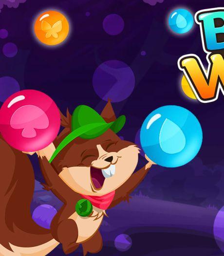 Speel ook Bubble Shooter: al 20 jaar plezier met een Angry Birds avant la lettre