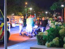 Scooters botsen op elkaar in Amersfoort; twee gewonden