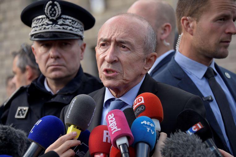 Gérard Collomb. Beeld AFP