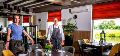 Uitzicht bekoort onze recensent nog het meest bij dit restaurant in Harmelen