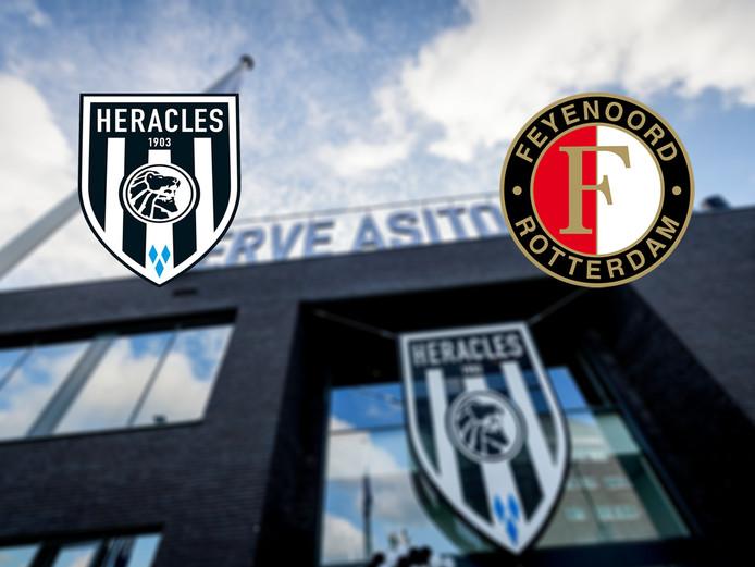 Heracles Feyenoord