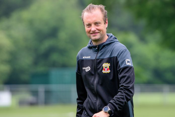 Martijn Jongbloed, onder meer trainer van Robur et Velocitas