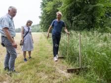 Het droogteprobleem en de oplossing daarvoor liggen bij dit landgoed bij Haaksbergen naast elkaar