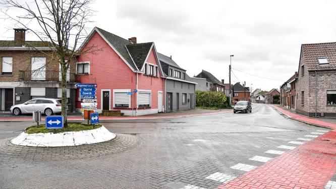 Krapstraat en omgeving in nieuw jasje: jaar lang werken voor gescheiden riolering en veiligere weg