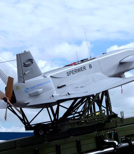 Superdrone De Sperwer hangt straks in museum Soesterberg