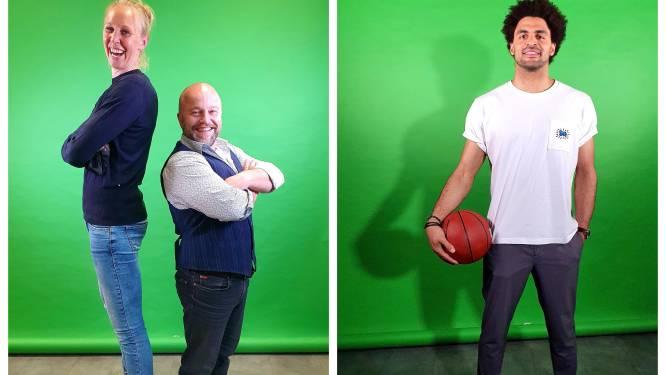 Basketbalsterren Ann Wauters en Jean-Marc Mwema worden stemacteurs voor 'Space Jam: Een Nieuw Begin'