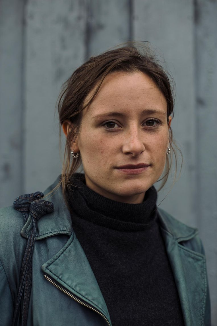Juliette Delaplace. Beeld Bart Koetsier