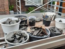 Schrik zit erin nadat verwarde man ravage aanricht in binnenstad Kampen: 'Hij was compleet door het dolle heen'