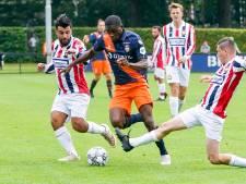 Willem II: 20 oefengoals erbij, 16 echte eraf
