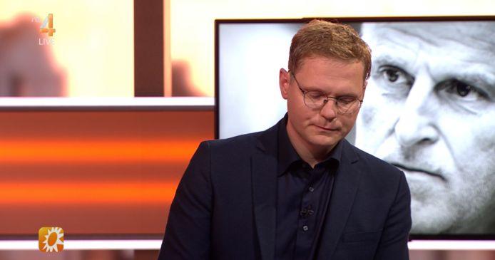 Luuk Ikink in de special van RTL Boulevard.