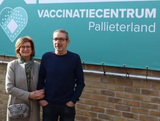 """Firma LBS Beveiliging installeert gratis alarmsysteem in vaccinatiecentrum Pallieterland: """"Vorm van sociaal engagement"""""""