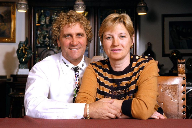 Jean-Marie en Carmen Pfaff Beeld vtm