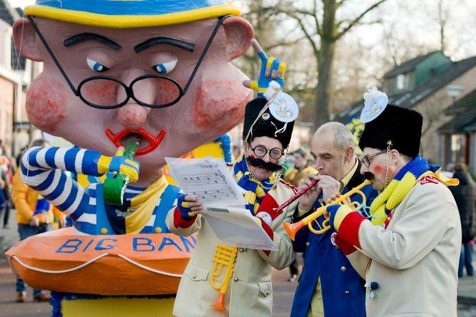 Ook Dommelbaorzedurp schrapt alle carnavalsactiviteiten.