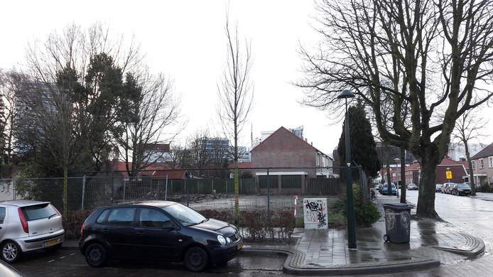 Voor de locatie van het voormalige kerkje aan de Iepenlaan/Henriëttestraat in Eindhoven wordt een nieuw plan gemaakt door projectontwikkelaar Grip op Vastgoed.