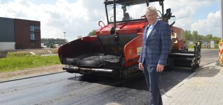 Inrichting fase 1 van Enterse bedrijventerrein De Elsmoat klaar: 'We bleven binnen budget'