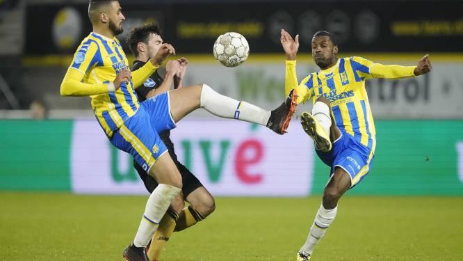 RKC Waalwijk pakt verdiend punt tegen Heerenveen na late goal Damascan