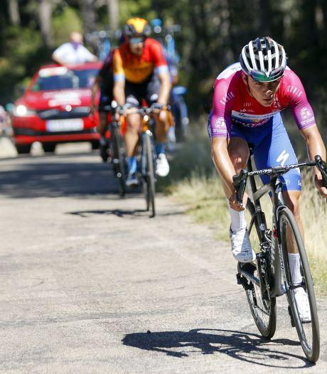 """Remco Evenepoel: """"Je suis sur le bon chemin pour devenir un coureur de grands tours"""""""
