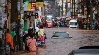 Zeker 13 doden bij overstromingen en hevige regen in Madagascar