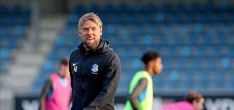 Na tien jaar bij FC Eindhoven volgt Ivo Rossen een ander pad dan uitgestippeld: 'Heracles ademt voetbal'