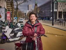 Vernieuwde Coolsingel is nog even wennen: 'Een haastige automobilist kan de boulevard beter mijden'