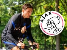 Ajax presenteert Steven Berghuis: 'Dappere strijders maken dappere keuzes'