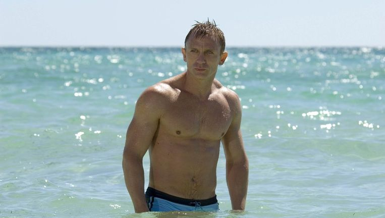 Daniel Craig als James Bond Beeld James Bond