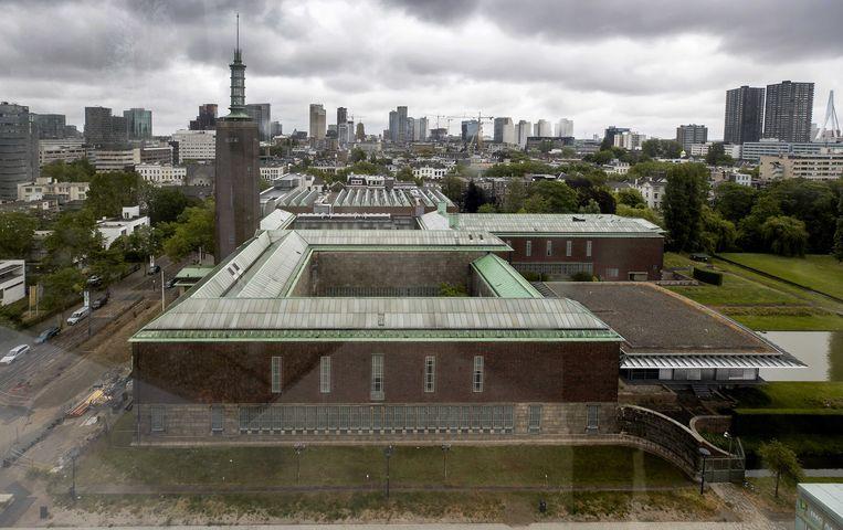 Museum Boijmans Van Beuningen. Het museum blijft tot 2028 dicht. Beeld ANP