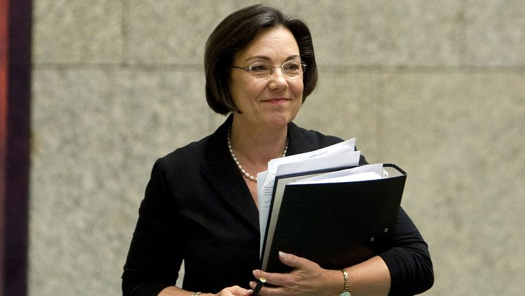Kamervoorzitter Gerdi Verbeet. Beeld ANP