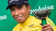 Quintana springt naar tweede plaats op WorldTour-ranking