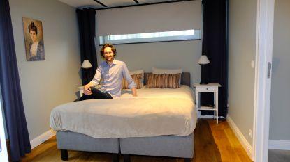 Vakantiegangers weer welkom in 'Atelier van Antonine' na herstelling waterlek