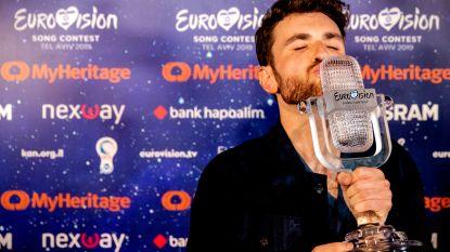 Songfestivalfinale zonder België strandt op 710.486 kijkers