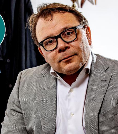 André Seebregts werd bespuugd door tramschutter: 'Ik heb het niet persoonlijk opgevat'