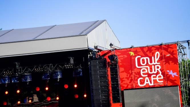 Brussels festival Couleur Café ook dit jaar geannuleerd