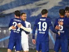Eden Hazard, Thibaut Courtois et le Real accrochés par Chelsea