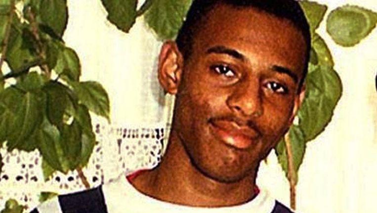 De in 1993 vermoorde Stephen Lawrence © anp Beeld
