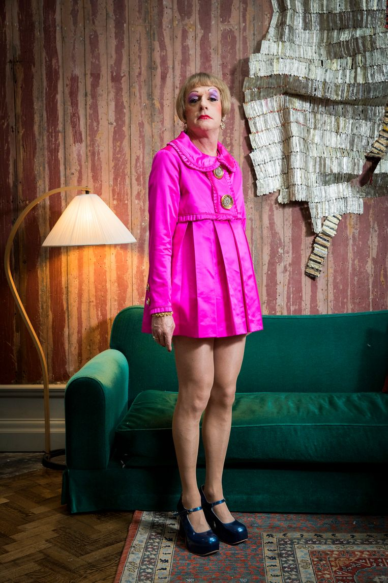 Grayson Perry als Claire. Beeld Getty Images